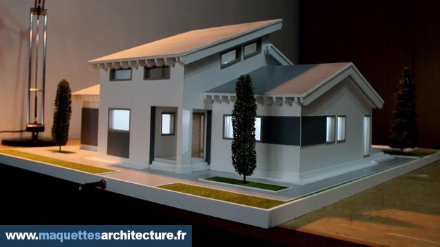 Maquette Architecturale Dmontable  Maison  Maquettes DArchitecture