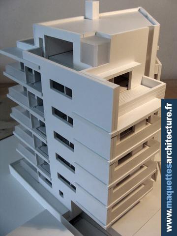 Mod Le L 39 Chelle Architecturale Eliade Primaverii