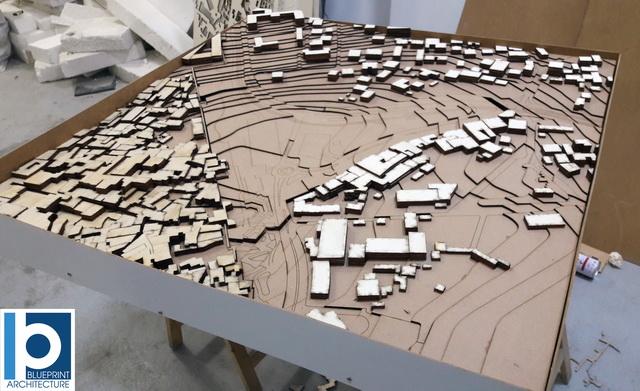 Maquette Architecturale De La Vieille Ville De J Rusalem