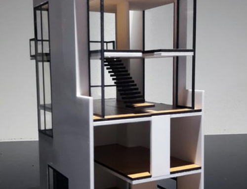 Maquette Architecturale Bennett résidence