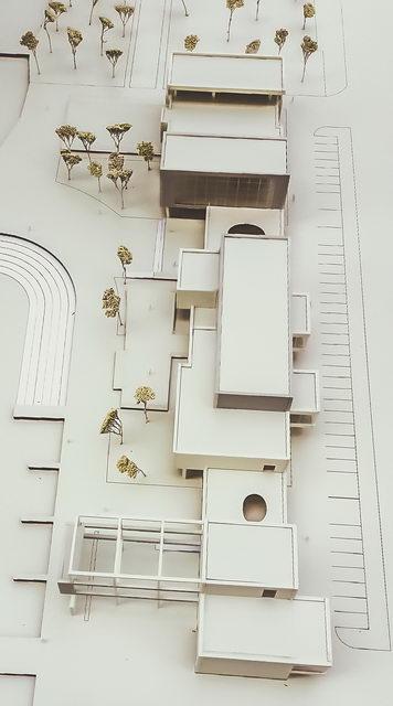 Maquette Diplôme Université dArchitecture