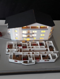 Maquette-Residence
