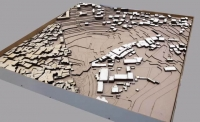 Maquette architecturale Jérusalem