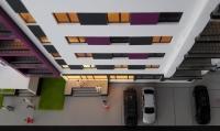 Maquette architecturale de résidence