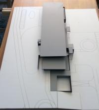 Maquette volumétrique