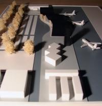 Modèle architecturale Aéroport