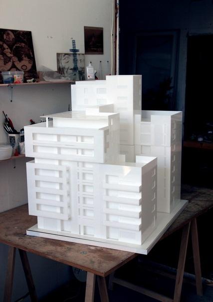 Modèle architectural de bloc