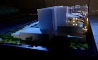 Modèle déchelle architecturale-des installations hospitalières