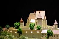 maquettes architecturale églises