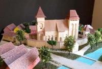 maquettes architecturale
