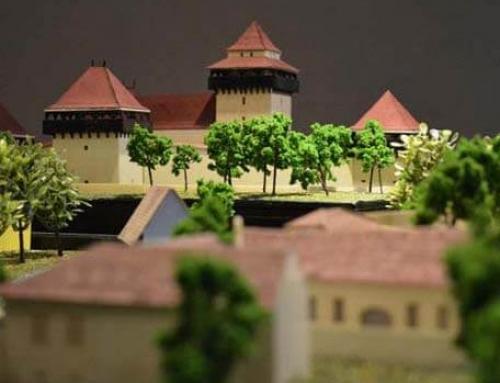Les maquettes architecturales des châteaux et églises fortifiées de Transylvanie, Viscri