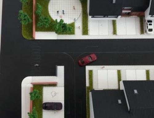 Millo Residence Scandinavian Concept Modèle à l'échelle architecturale