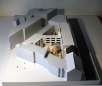 modèle déchelle architecturale centre