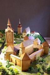 Maquettes D'architecture Religieuse