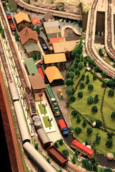 DIORAMAS ET MAQUETTE TRAINS MOBILE